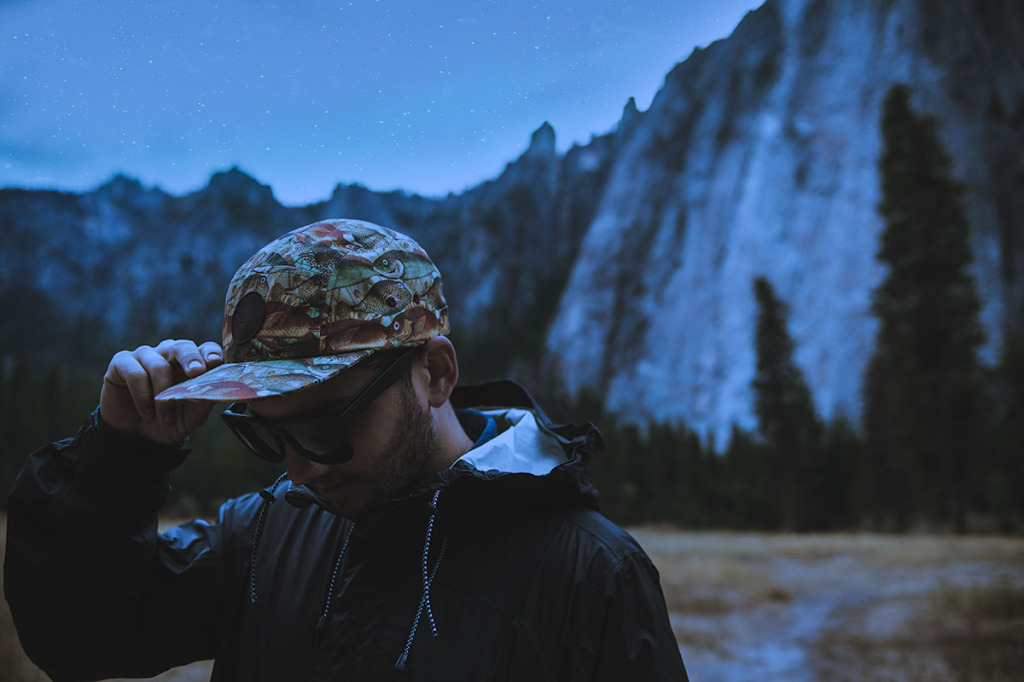 Early Morning in Yosemite Meadow